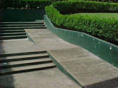 installer une rampe d'accès pour handicapés
