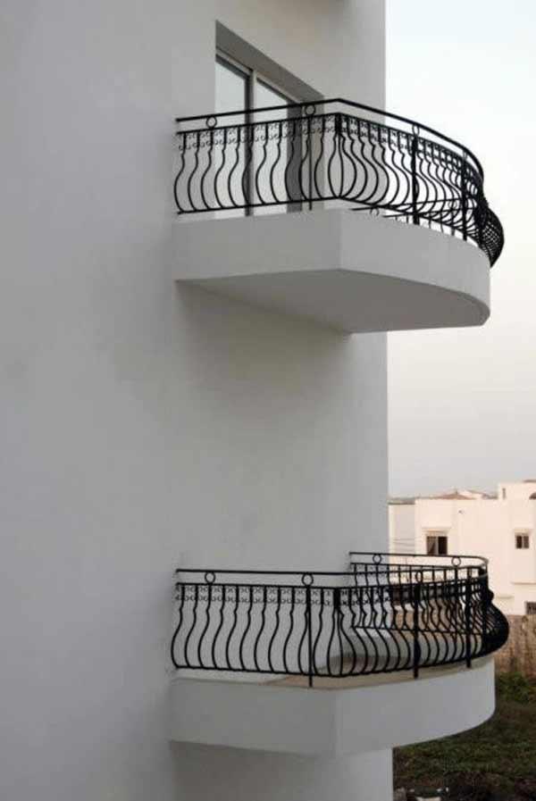 Installer un balcon