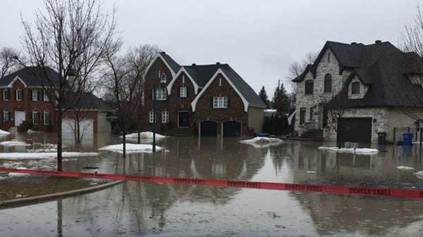 conséquences des inondations