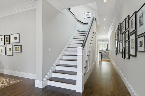 construction escalier rampe