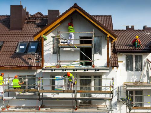 refaire facade maison